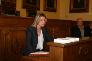 Φαίη Κοσμοπούλου-Δεληγιάννη, Γενική Διευθύντρια της ΠΕΦ