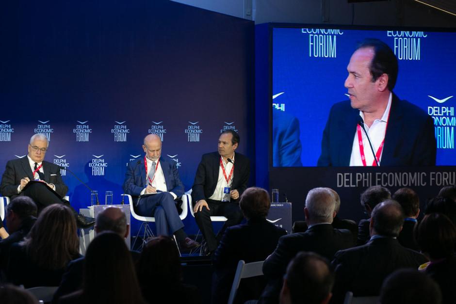 Θ. Τρύφων στους Δελφούς: Η ελληνική φαρμακοβιομηχανία, ατμομηχανή ανάπτυξης για την έξοδο από την κρίση